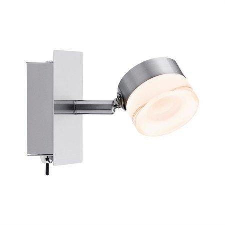 Strahler Slice LED spot 1x4,3W 3000K Rostfreier Stahl