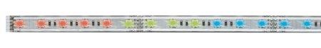 Stripe-Band LED FN MaxLED RGB 1m 13,5W Silber