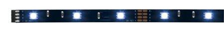 Stripe LED YourLED ECO 1m RGB 7,2W Schwarz 12V DC