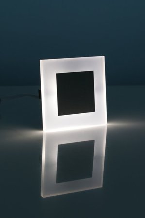 Treppenbeleuchtung LED EDO BELLA Viri NW, IP20, 230V, 4000K neutralweiß, 1,3W Treppenlicht EDO777167