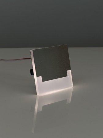 Treppenbeleuchtung LED EDO NELLA WW, IP20, 12V, 3000K warmweiß, 0,8W Treppenlicht EDO777169