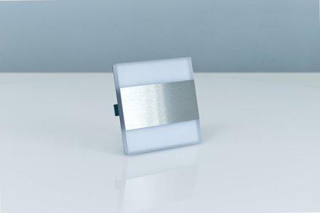 Treppenbeleuchtung LED EDO STELLA Viri CW, IP20, 230V, 6500K kaltweiß, 1,3W Treppenlicht EDO777162