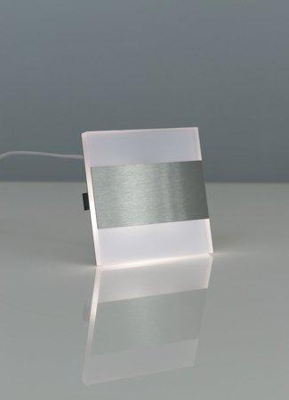 Treppenbeleuchtung LED EDO STELLA Viri NW, IP20, 230V, 4000K neutralweiß, 1,3W Treppenlicht EDO777161