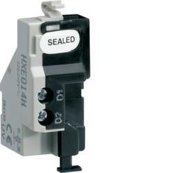 Unterspannungsauslöser mit Zeitverzögerung h800-h1600 3P 24VDC Hager HXE051H