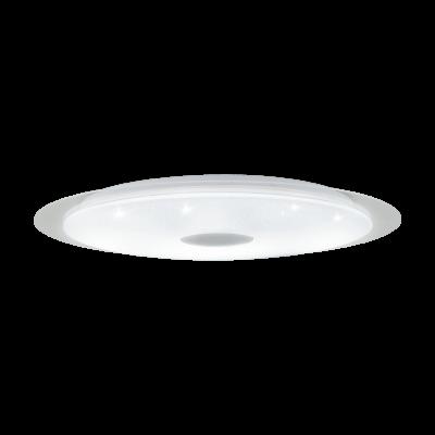 Wand- / Deckenleuchte MORATICA-A weiß LED 60W 5900lm ? 78cm 98223 EGLO