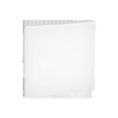 Wippe 1fach für Schalter/ Taster weiß Kontakt Simon 82  82010-30