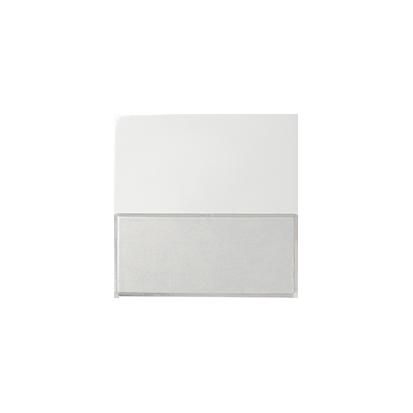 Wippe 1fach mit Beschriftungsfeld weiß glänzend Kontakt Simon 82 82063-30